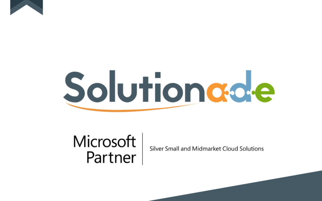 Solutionade attains Silver Small and Midmarket Cloud Solutions Competency