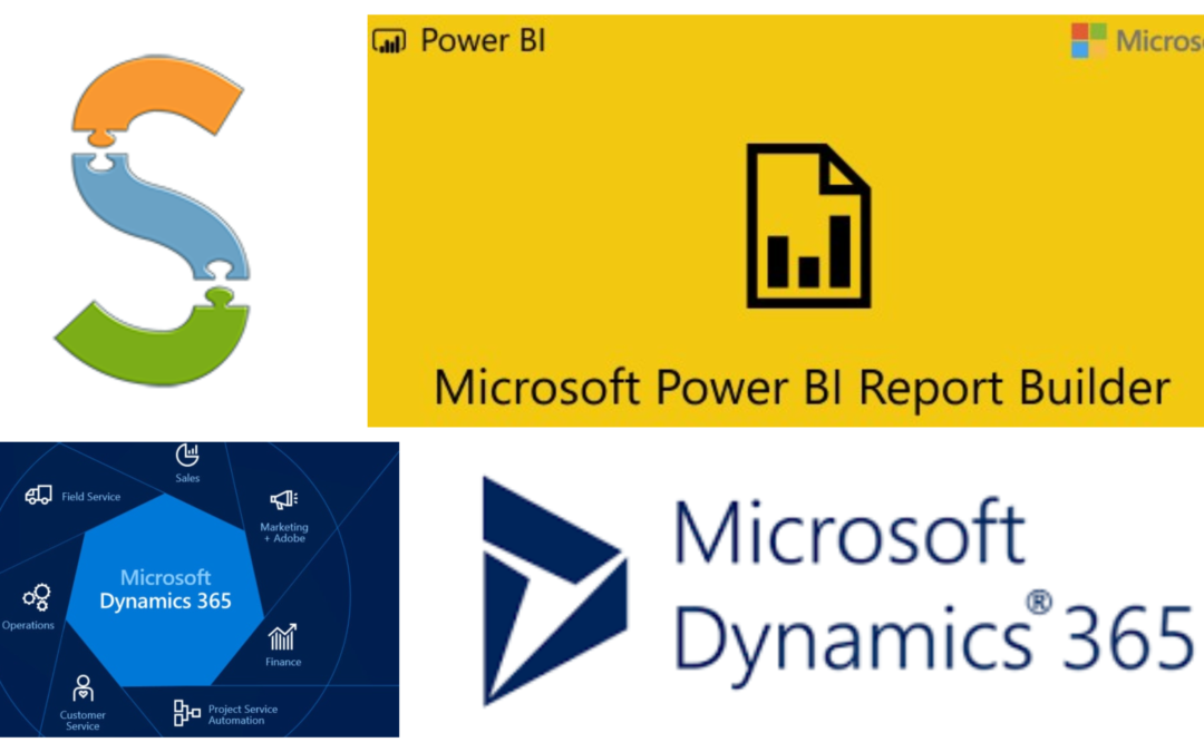 How to Connect Power BI Paginated Reports to the Dynamics 365 CE Database (Common Data Service, MS Dataverse)